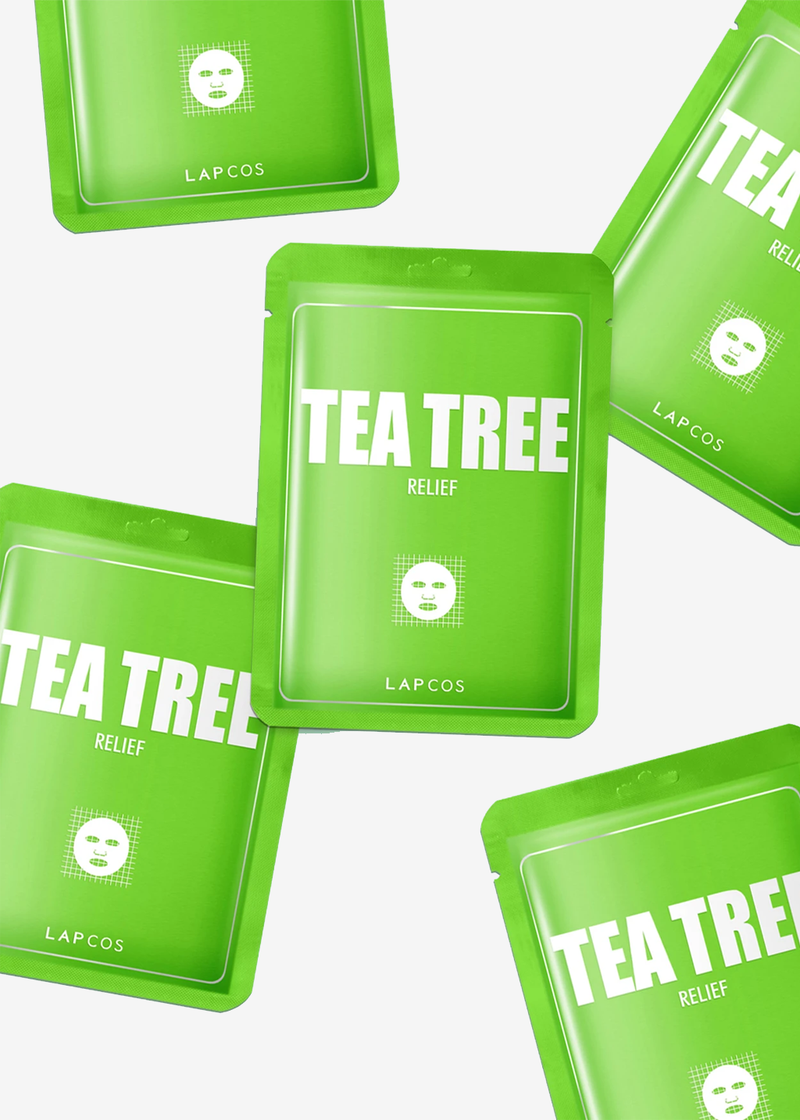Lapcos Tea Tree Relief Sheet Mask