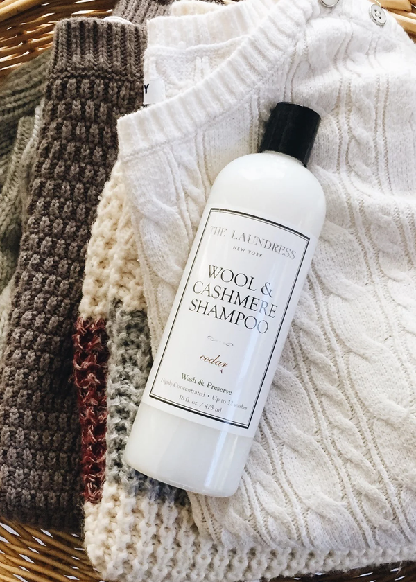 Laundress Wool & Cashmere Shampoo - Cedar