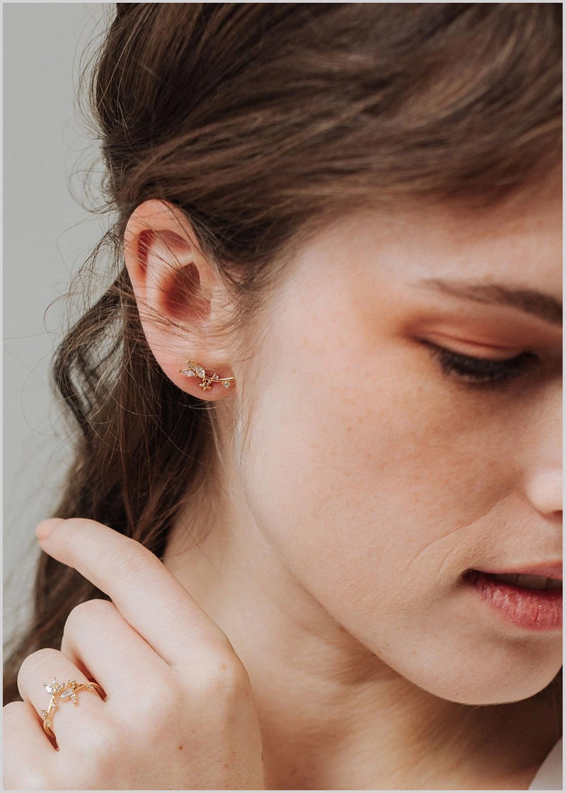 Eden Climber Earrings