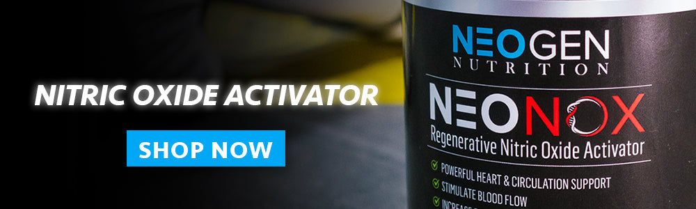 NENOX by NeoGen Nutrition – Nitric Oxide Activator