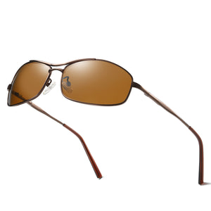 ELITERA Rectangle Sunglasses Polarized Travel For Men