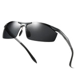 ELITERA Brand Sunglasses For Men HD Polarized  Aluminum-magnesium Frame