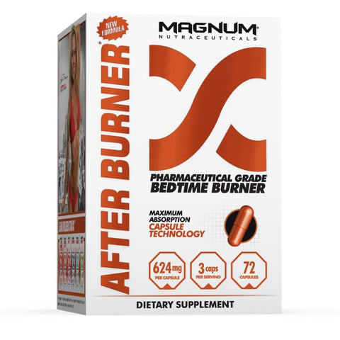 Magnum After Burner, 72 capsules