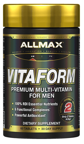 Allmax Vitaform, 60 tablets