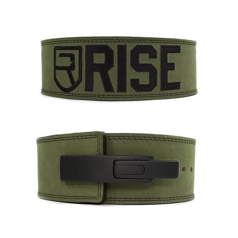 Rise Powerlifting Belt, 10mm