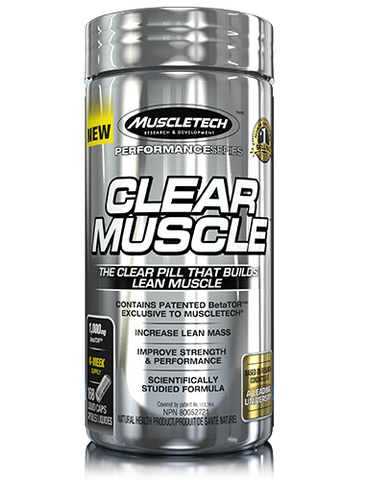 Clear Muscle, 168 capsules