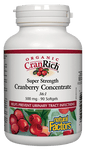 Natural Factors Cranberry Concentrate 500mg, 90caps