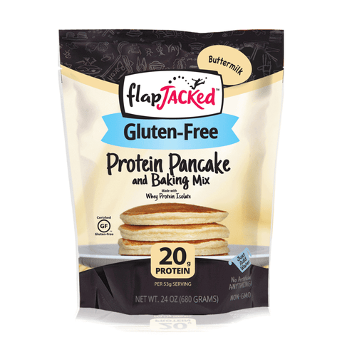 Flap Jacked Gluten Free Pancake Mix