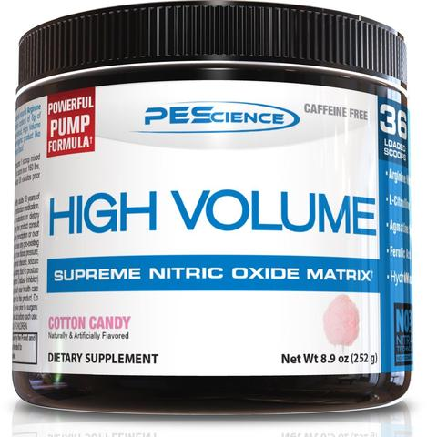 PEScience High Volume, 36 servings