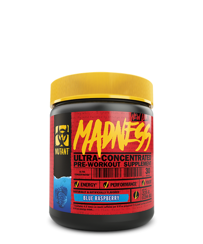 Mutant Madness, 30 servings