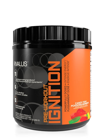 Rivalus Ignition, 20 servings