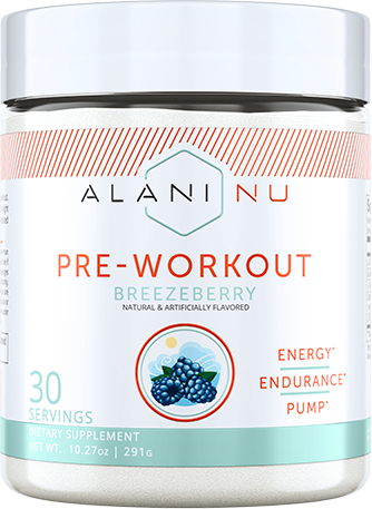 Alani Nu Pre-Workout, 30servings