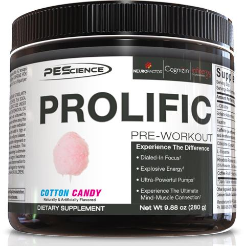 PEScience Prolific, 40 servings