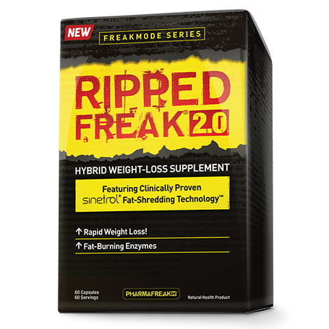 PharmaFreak Ripped Freak 2.0, 60 capsules