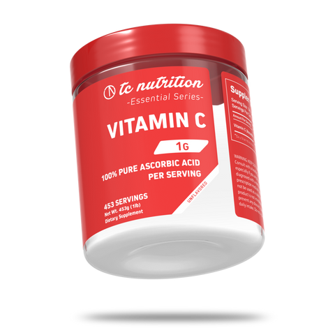 TC Nutrition Vitamin C, 454g