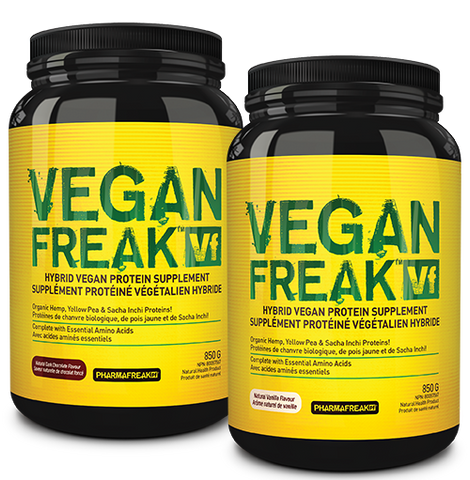 PharmaFreak Vegan Freak