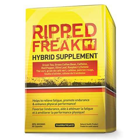 PharmaFreak Ripped Freak, 60 capsules