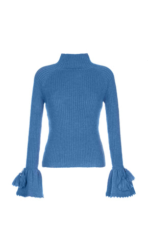 BUJU SWEATER ELECTRIC BLUE