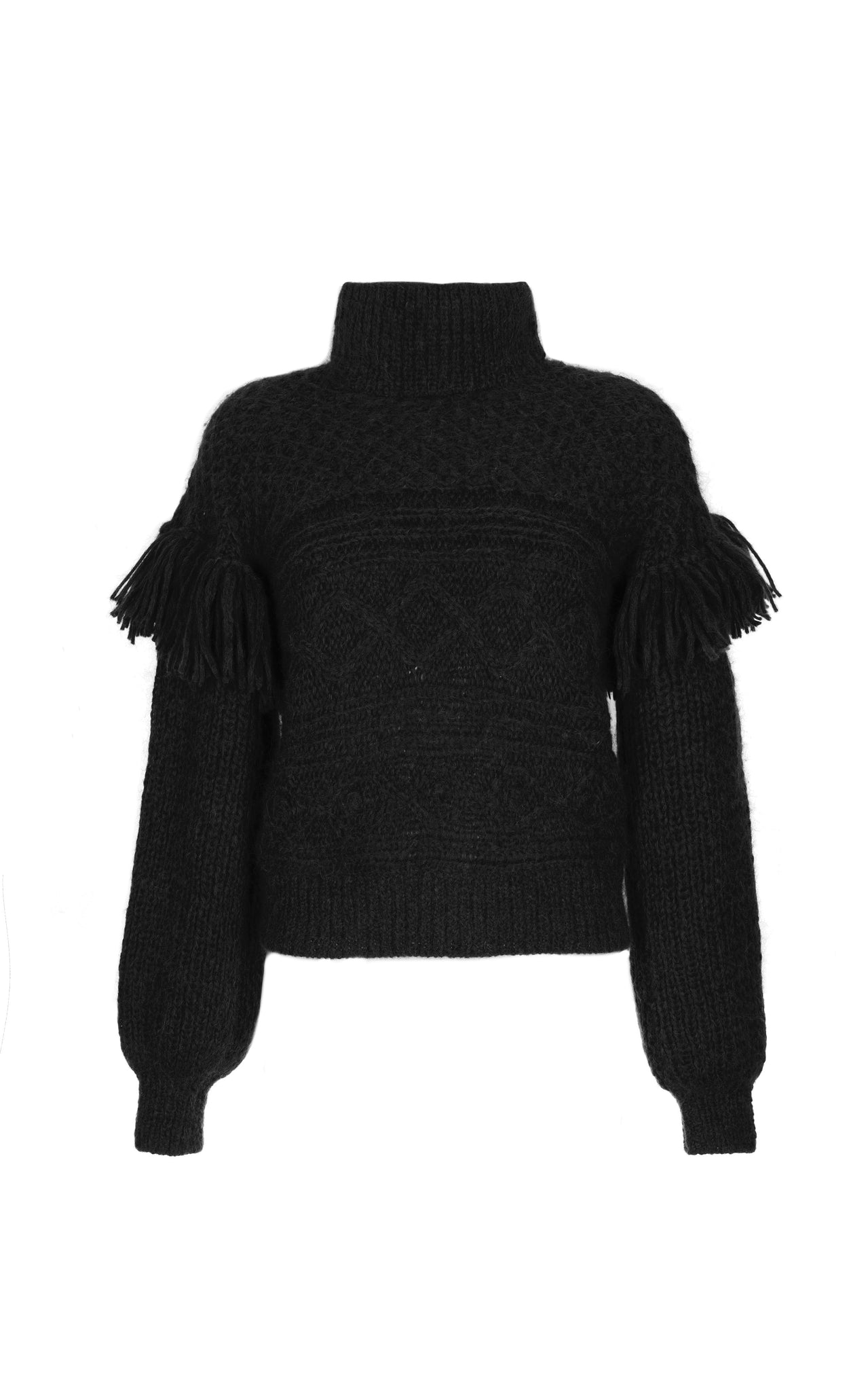 CLO SWEATER BLACK