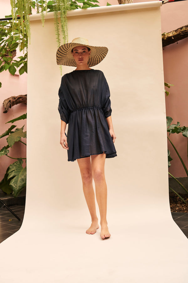MIA MINI DRESS NAVY