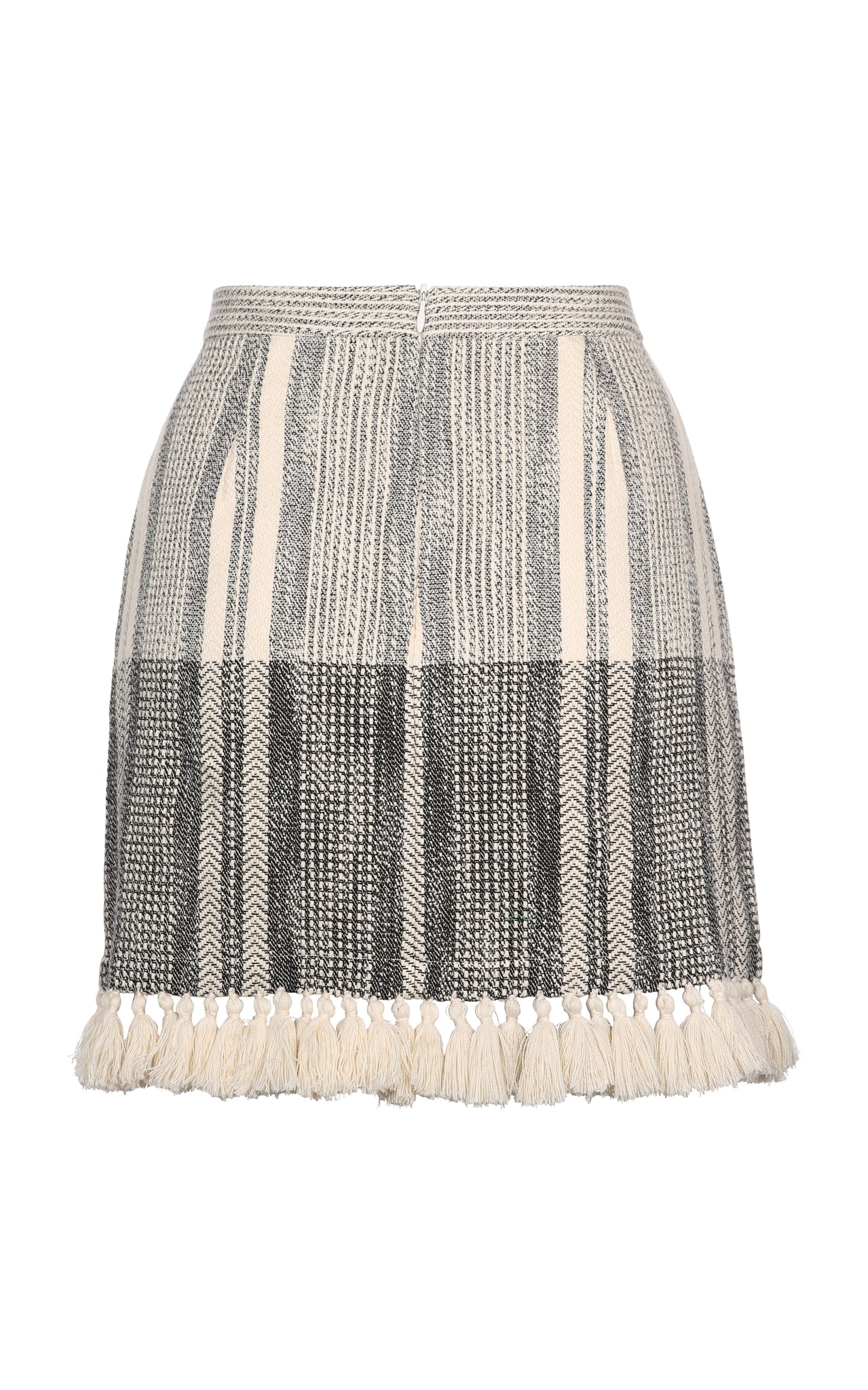 PERSEA SKIRT IN GREY