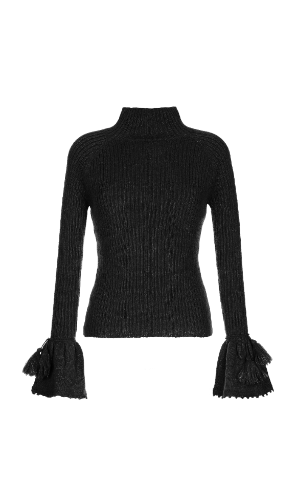 BUJU SWEATER BLACK