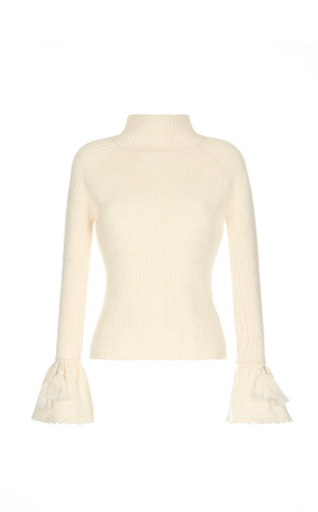 BUJU SWEATER IVORY