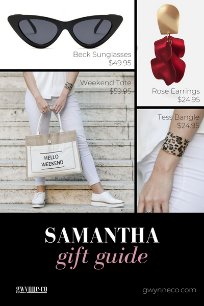 2019 Christmas Gift Guide: SATC Edition