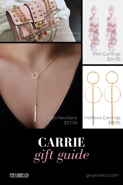 Carrie Christmas Gift Guide
