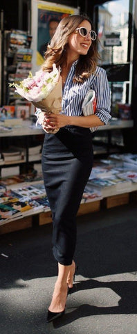 Office Pencil Skirt