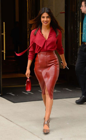Priyanka Pencil Skirt