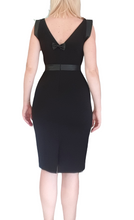 Load image into Gallery viewer, The Friday Dress - Classic Black