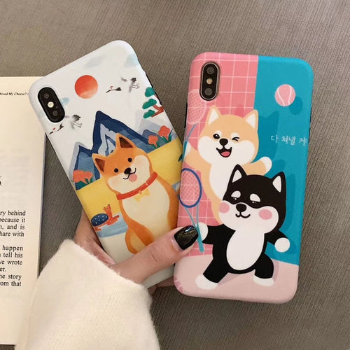Puppy Phone Case