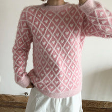Load image into Gallery viewer, New  sweet heart sweater