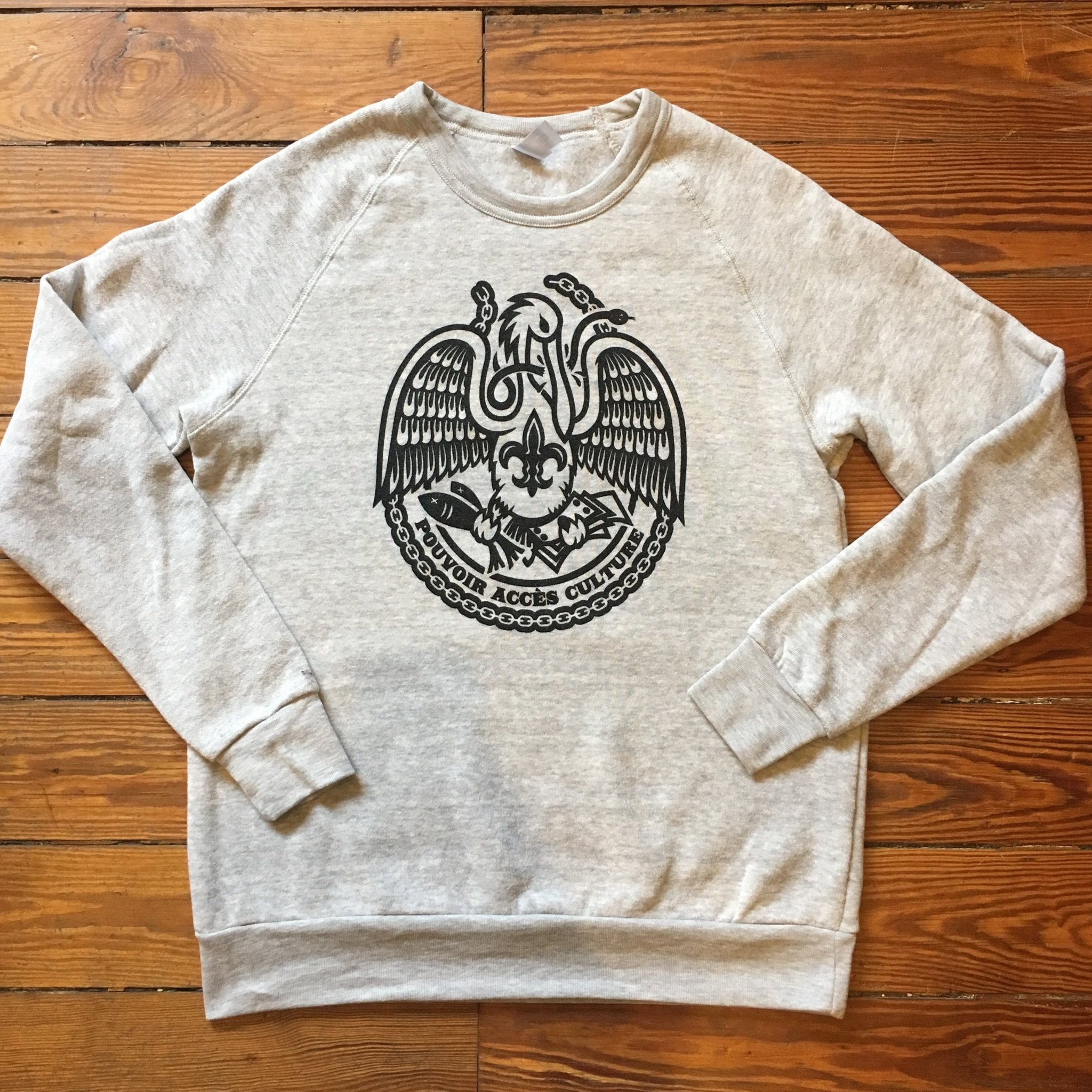 ACADIANA SELF-RELIANCE SWEATSHIRT