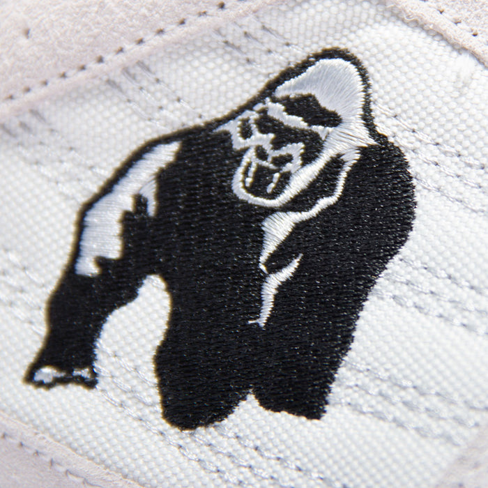 Gorilla Wear - Perry high tops - White