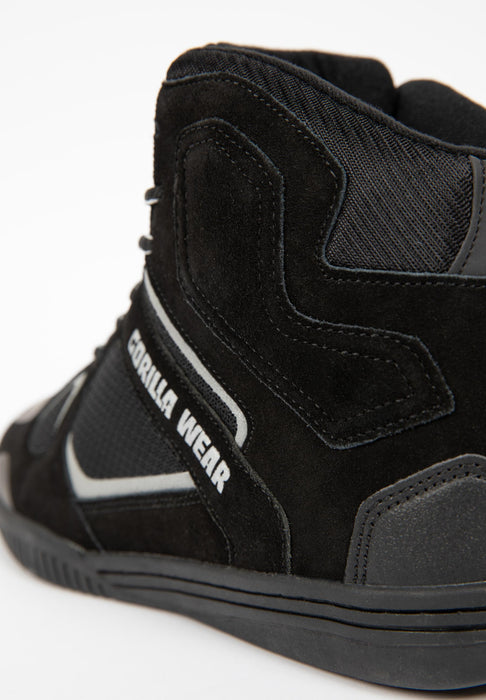 Gorilla Wear - Troy high tops - Black/Gray