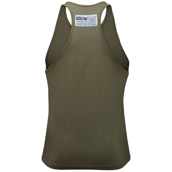 Gorilla Wear - Classic Tank top - Army Green