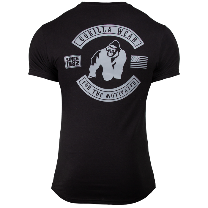 Gorilla Wear - Detroit T-shirt