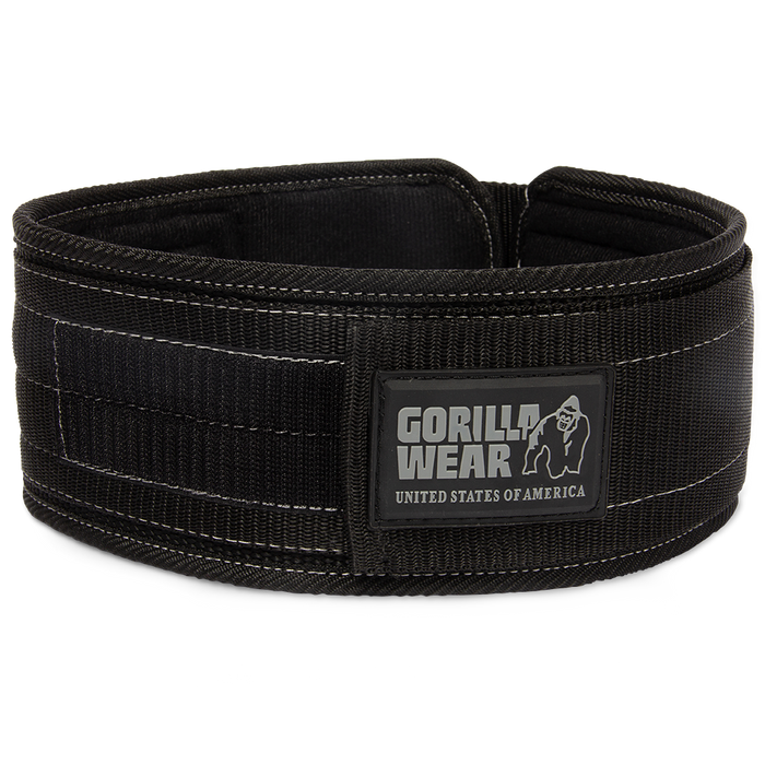 Gorilla Wear - 4 inch Nylon Belt