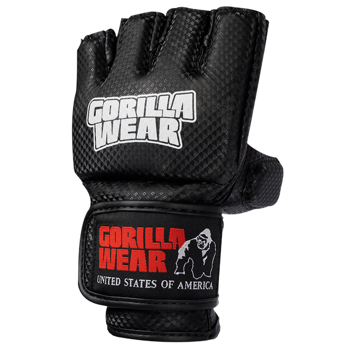 Manton MMA Gloves (With Thumb)