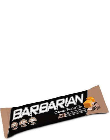Image of Barbarian Crunchy protein Bar Chocolate Coconut