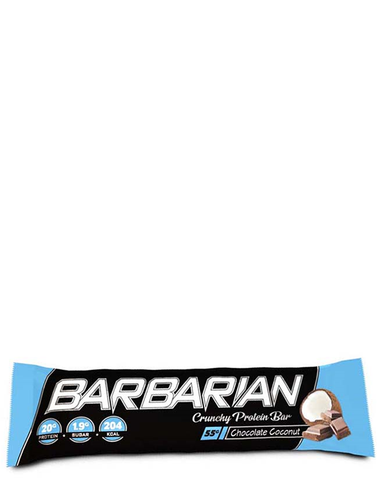 Barbarian Chocolate Coconut