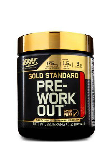 Image of Gold Standard Pre-workout