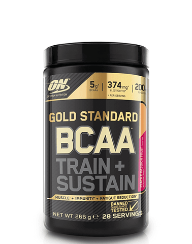 Optimum Nutrition BCAA Peach & Passionfruit