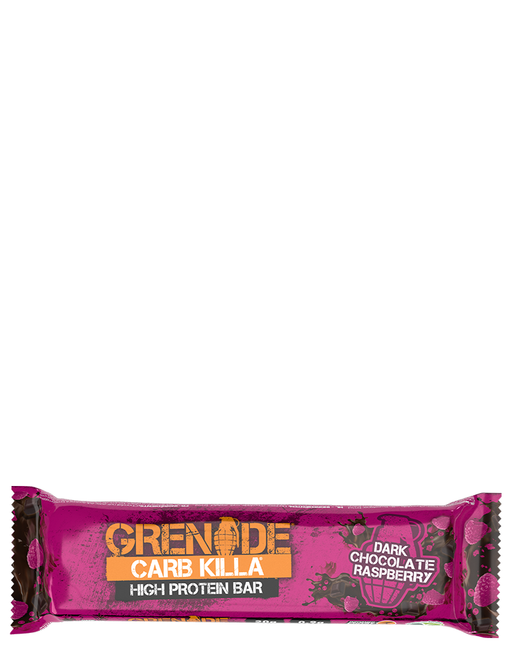 Grenade Carb Killa Dark Chocolate Raspberry