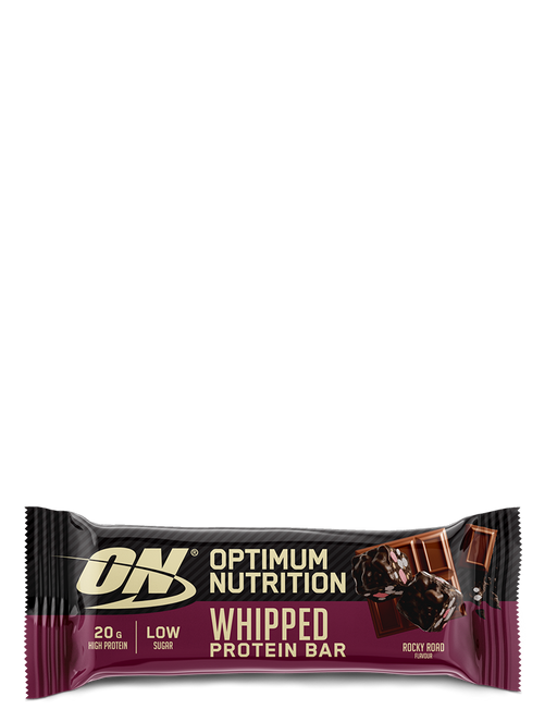 ON Whipped Protein Bar Rocky Road