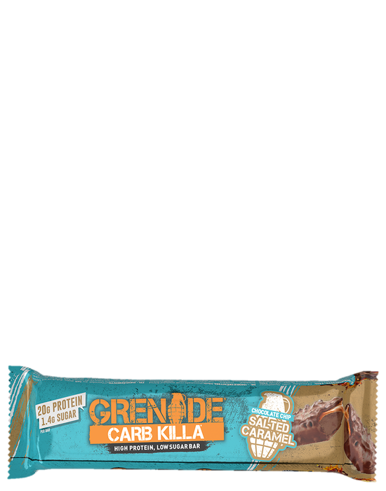 Grenade Carb Killa Chocolate Chip Salted Caramel
