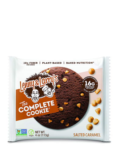 Image of Lenny & Larry's The complete cookie Salted Caramel