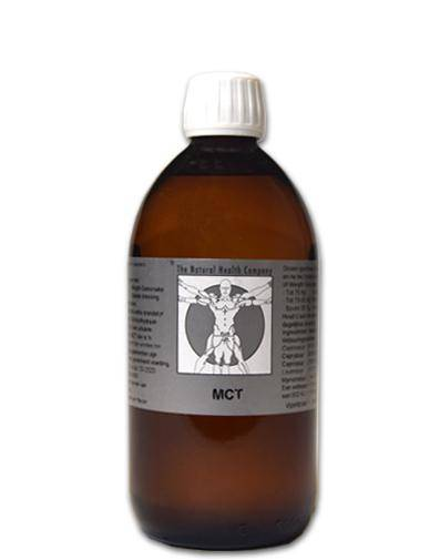 The Natural Health Company MCT oil